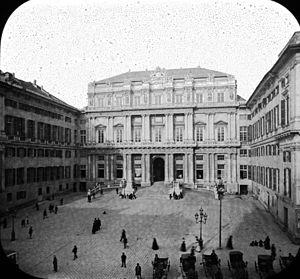 Doge's Palace, Genoa - Image: S03 06 01 028 image 3403