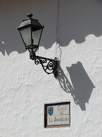 SANTA FE DE ANTIOQUIA-Calle de La Amargura