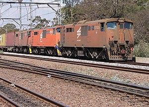 1993 in South Africa - Class 17E