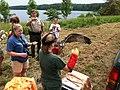 SM Ospreycam 2013-07-09 (006) intervention Smith Mountain Lake State Park (9265234452).jpg