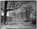 SOUTH WING FROM WEST - U. S. Military Academy, Building No. 674, West Point, Orange County, NY HABS NY,36-WEPO,1-60-6.tif