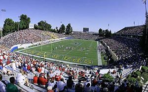 San Jose State Spartans football - SJSU home football game at Spartan Stadium