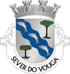Coat of arms of Sever do Vouga
