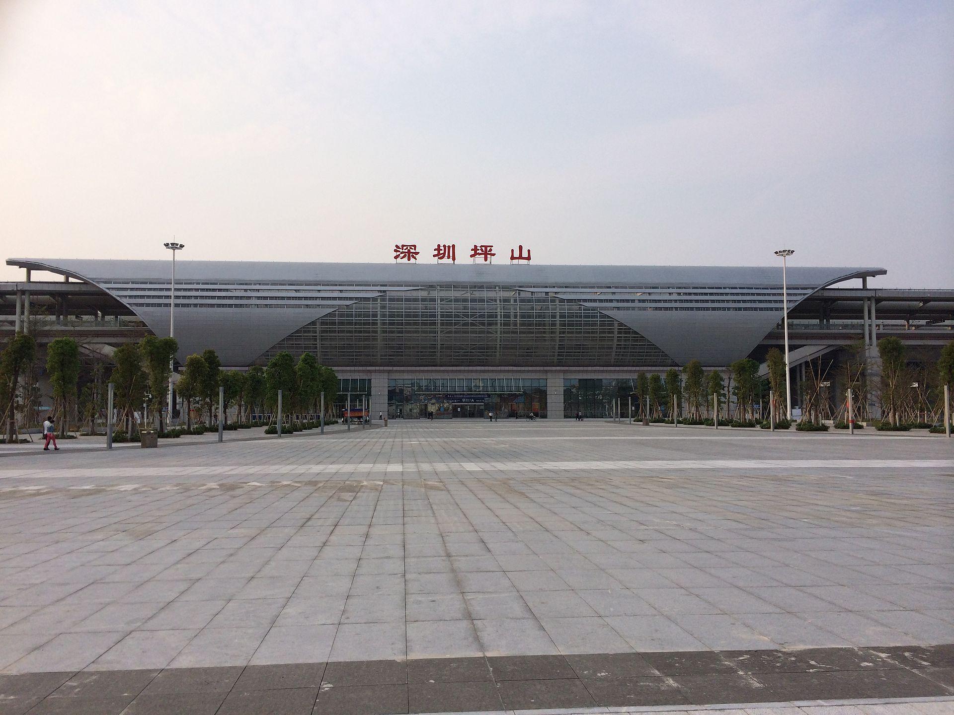 20路公交车_深圳坪山站 - 维基百科,自由的百科全书