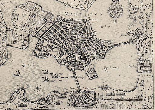Sacco di mantova nel 1630