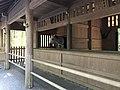 """Sacred Horse """"Emitomo"""" in Miumaya House of Toyouke Grand Shrine 4.jpg"""
