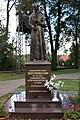 Sadowne pomnik Jerzego Popiełuszki.JPG
