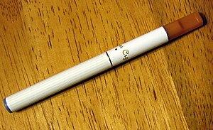 A photo of 117mm e-cigarette