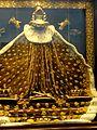 Saint-Denis (93), basilique, insignes de la royauté commandés par Louis XVIII 4.JPG