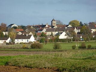 Saint-Fiacre, Seine-et-Marne Commune in Île-de-France, France