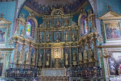 Glise saint jean baptiste de saint jean de luz wikip dia - Euskal linge st jean de luz ...