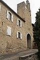 Saint Lizier-Tour de l'horloge-20150501.jpg
