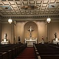 Saint Mary of the Seven Sorrows Church (Nashville, Tennessee) - nave 2.jpg