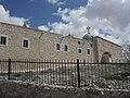 Saint Sergius and Bachus monastery Maaloula Syria.jpg