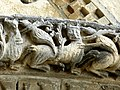 Saintes Abbaye aux Dames - Portal Archivolten 5.jpg