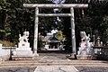 Sakitori jinja Gate.jpg