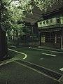 Sakura and Old Tatami Shop - Shimokitazawa, 2008-03-27 21.14.29 (by Guwashi999).jpg