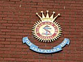 Salvation Army Motto and Badge - geograph.org.uk - 954824.jpg