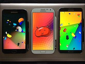 Universal Display Corporation - Samsung Galaxy Note