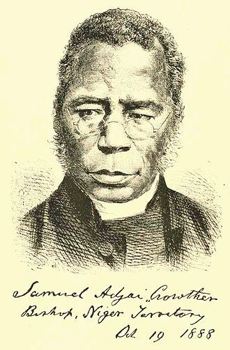 Church of Nigeria - Bishop Samuel Ajayi Crowther
