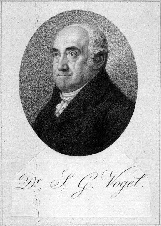 Samuel Gottlieb Vogel