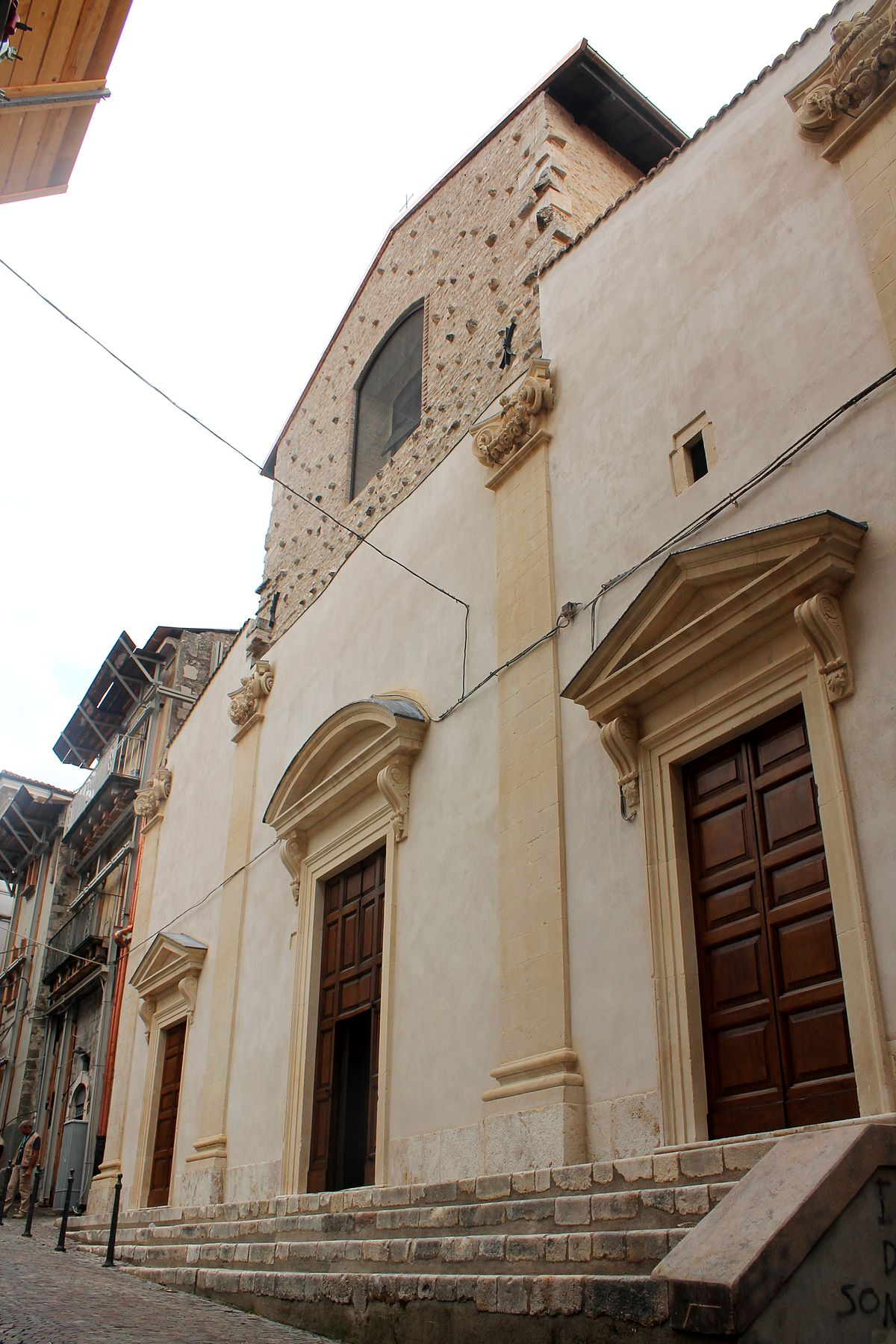 Basilica di san giuseppe artigiano wikipedia for Arredi interni san giuseppe vesuviano