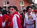 San Fermin in New Orleans 2009 Horn Hat Elvis.jpg