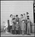 San Francisco, California. Families of two Shinto priests who were interned on December 8, 1942, im . . . - NARA - 536402.tif