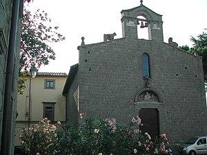 Henry of Almain - Chiesa di San Silvestro, Viterbo, Italy