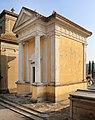 San vincenzo, cimitero, cappella benvenuti 01.jpg