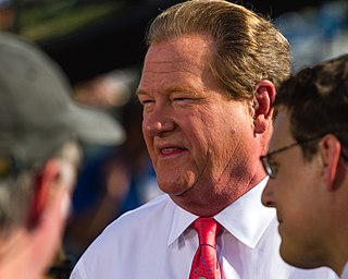 Ed Schultz American television and radio host