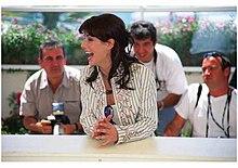 Sandra Bullock a Cannes nel 2002