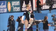 File:Sandra IZBASA floor - 2013 Antwerp worlds qualifs.webm