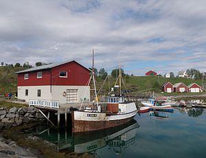 Jetty on Sandsøya