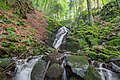 Sankt Peter (Hochschwarzwald) großer Hirschbach-Wasserfall Bild 1.jpg