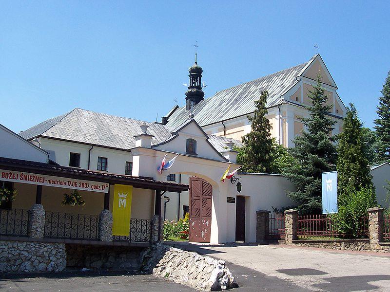 Zespół klasztorny reformatów w Pilicy