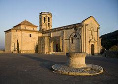 Sant Martí Sarroca, Església Santa Maria PM 25971