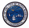 Official seal of Santa Barbara, California