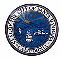 Santa Barbara city seal.JPG