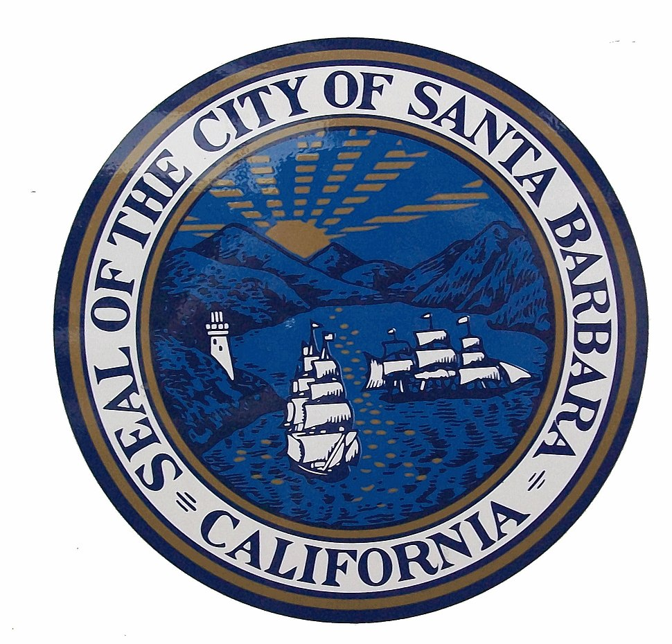 Official seal of Santa Barbara, California