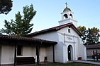 Santa Cruz, California, USA - Mission Santa Cruz -144 School St, Santa Cruz, CA 95060 - panoramio (cropped).jpg