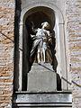 Santa Maria delle Grazie, detto San Giuseppe, facade, statue (Lendinara).jpg