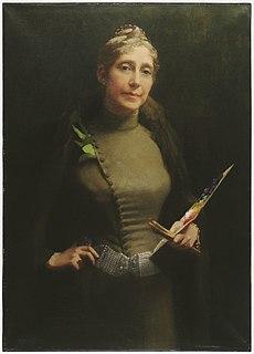 Sarah W. Whitman American artist