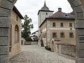 Schloss Wildenberg Zernez, Innenhof.jpg