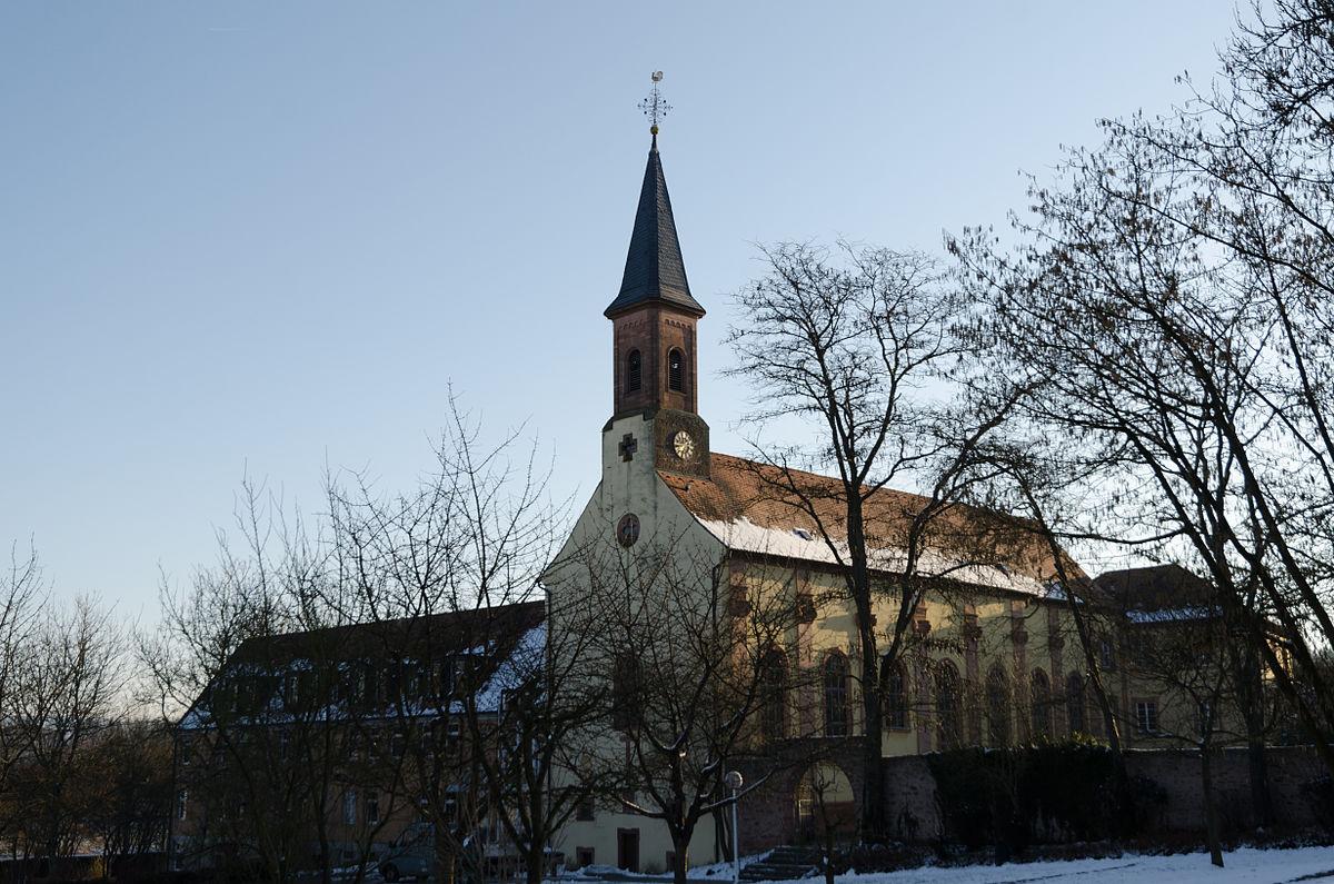Kloster Schmerlenbach - Wikipedia