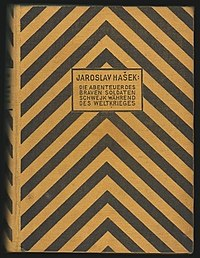 The Good Soldier Švejk cover