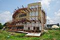 Science Exploration Hall Under Construction - Science City - Kolkata 2013-06-21 9066.JPG