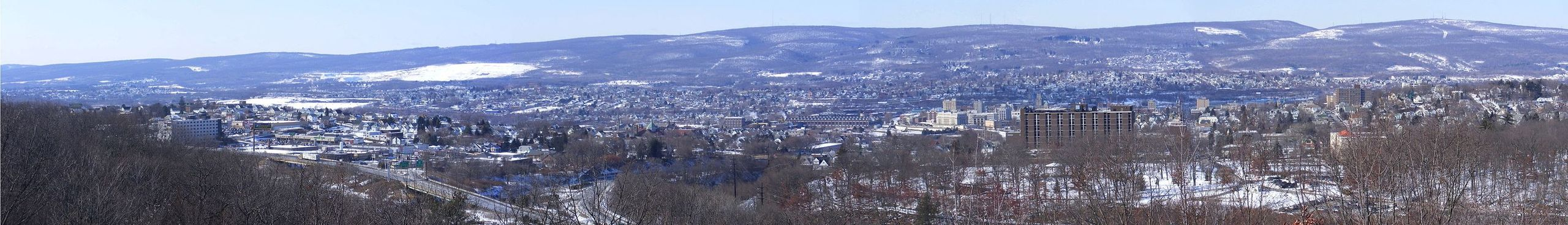Scranton – Travel guide at Wikivoyage on