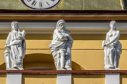 Sculptures on Admiralty Building 04