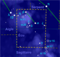 Scutum constellation map-fr.png